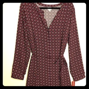 XL Women's Dress. NWT. Merona